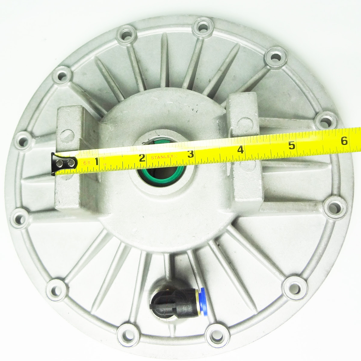 Corghi 351905 Tire Changer Bead Loosener Cylinder Flange