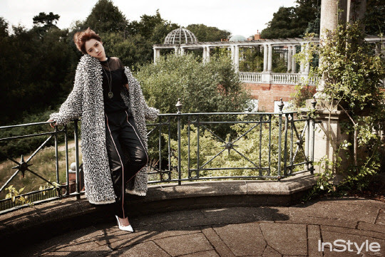 Go Ara - InStyle Magazine September Issue '14