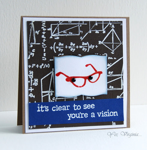 you're a vision