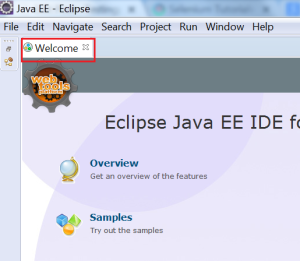 Welcome eclipse