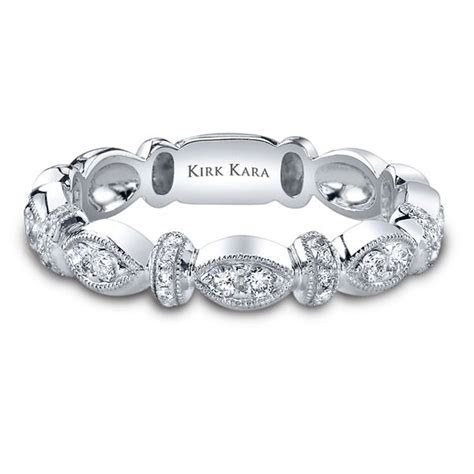 Kirk Kara Wedding Band   K1110D B