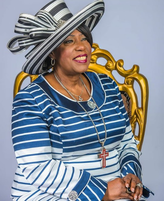 Benson Idahosa's Wife, Archbishop Margaret Idahosa Is 75 Years Today (Photos)