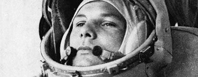 Cosmonaut Yuri Gagarin (AP)