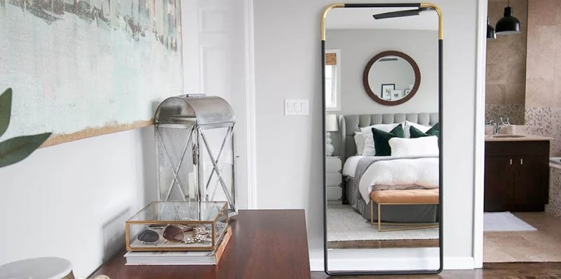 Trends For Bedroom Full Length Mirror With Lights images