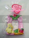 souvenir gypsum pigura mini beruang
