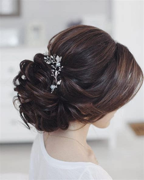 30 Beautiful Wedding Hairstyles ? Romantic Bridal