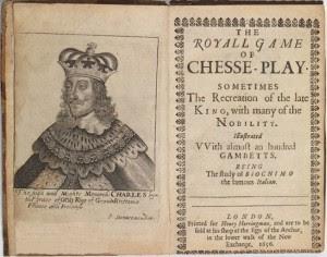 Prima edizione inglese a stampa del Trattato di Gioachino Greco, 1656