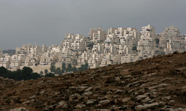 Jewish settlement Har Homa