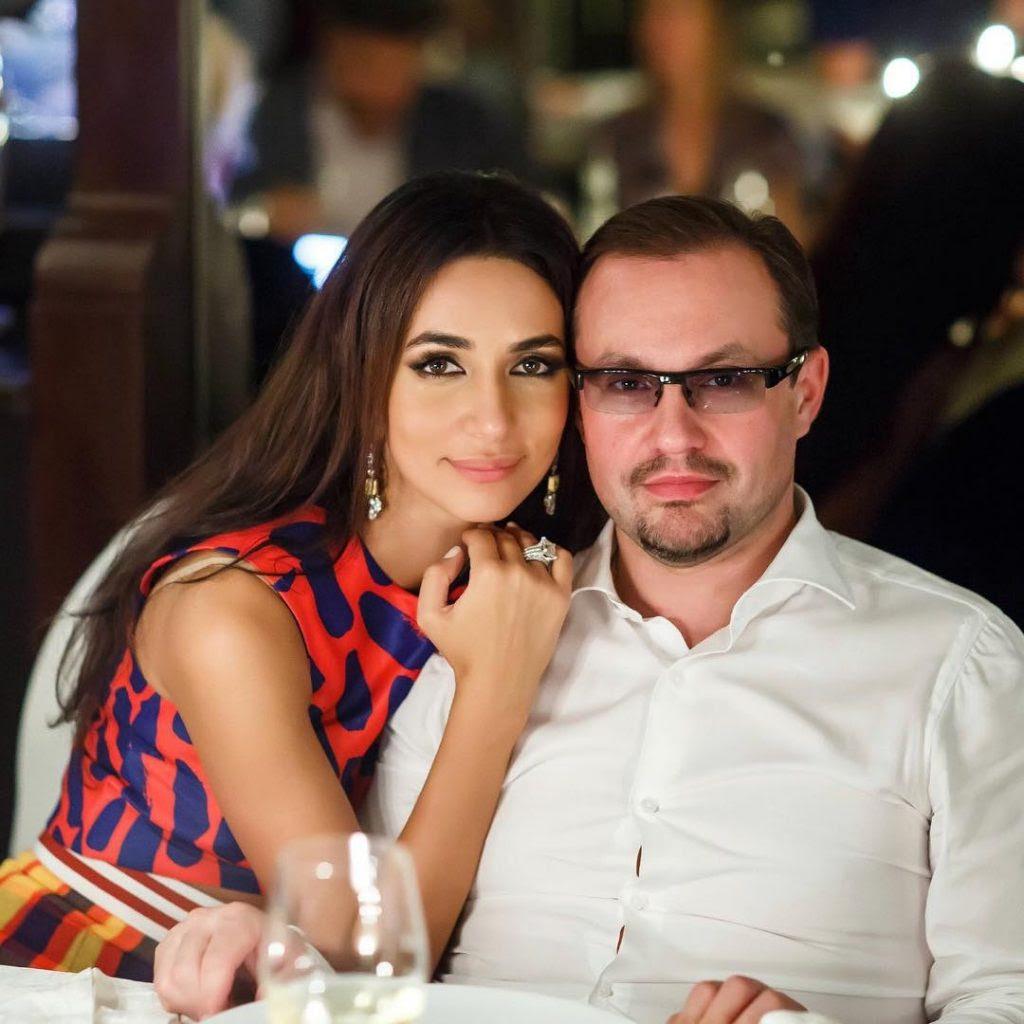 Бывший муж Зары (певица) - Сергей Иванов фото