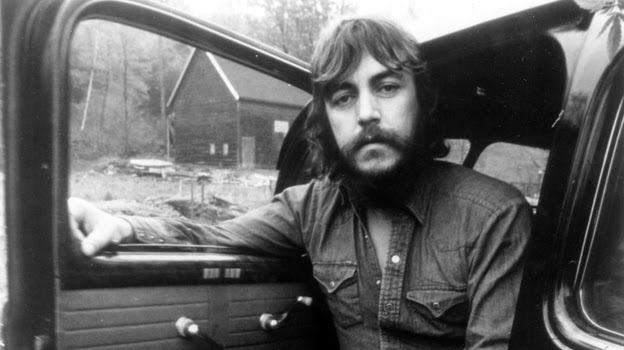 Singer, songwriter and swamp-pop pioneer Bobby Charles poses for a portrait in 1972.