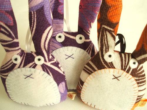 lavender rabbits