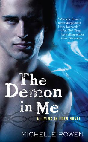 The Demon in Me (Living in Eden, #1)
