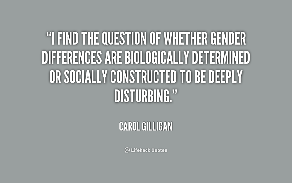 Image result for gender quotes