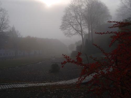 Oslo im Nebel Oslo by Fog