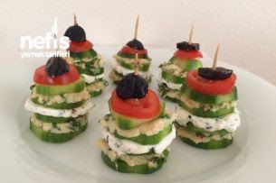 Kanepe Tarifleri – Nefis Yemek Tarifleri
