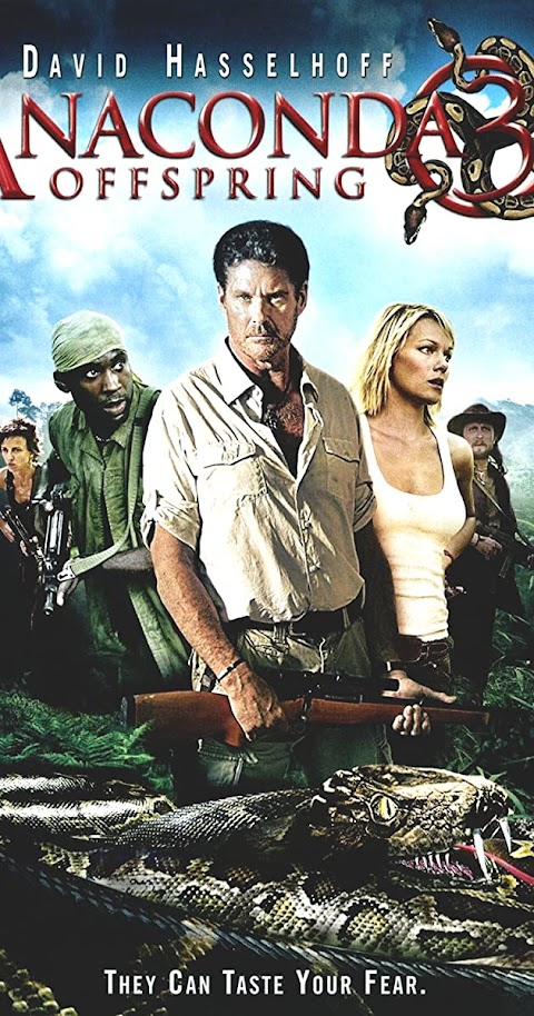 Anaconda 3 : Offspring(2008) 480p 720p 1080p BluRay Dual Audio (Hindi+English) Full Movie