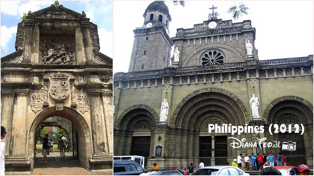 7D6N Philippines Day 3 - Fort Santiago & Manila Cathedral