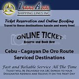 Trans-Asia Shipping Cebu-Cagayan De Oro Route