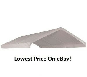 10x20x9'6 Costco ShelterLogic Replacement Canopy Top Cover ...