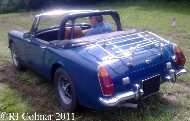 MG Midget, BPMC, Auto Gymkhana