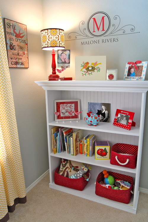 Malones Quirky Nursery contemporary kids