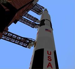 Apollo 11 on the Pad