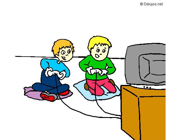 Dibujo De Videojuegos Pintado Por Soniajacqu En Dibujosnet El Día