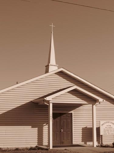 Friendship Church on Beverley Street