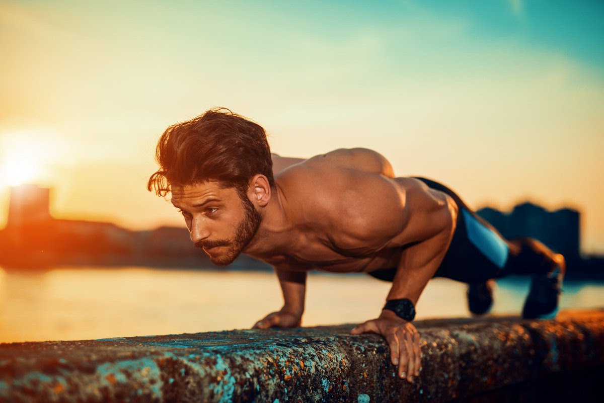 via0.com - Build Up Your Muscles With These 7 Push Up Variations