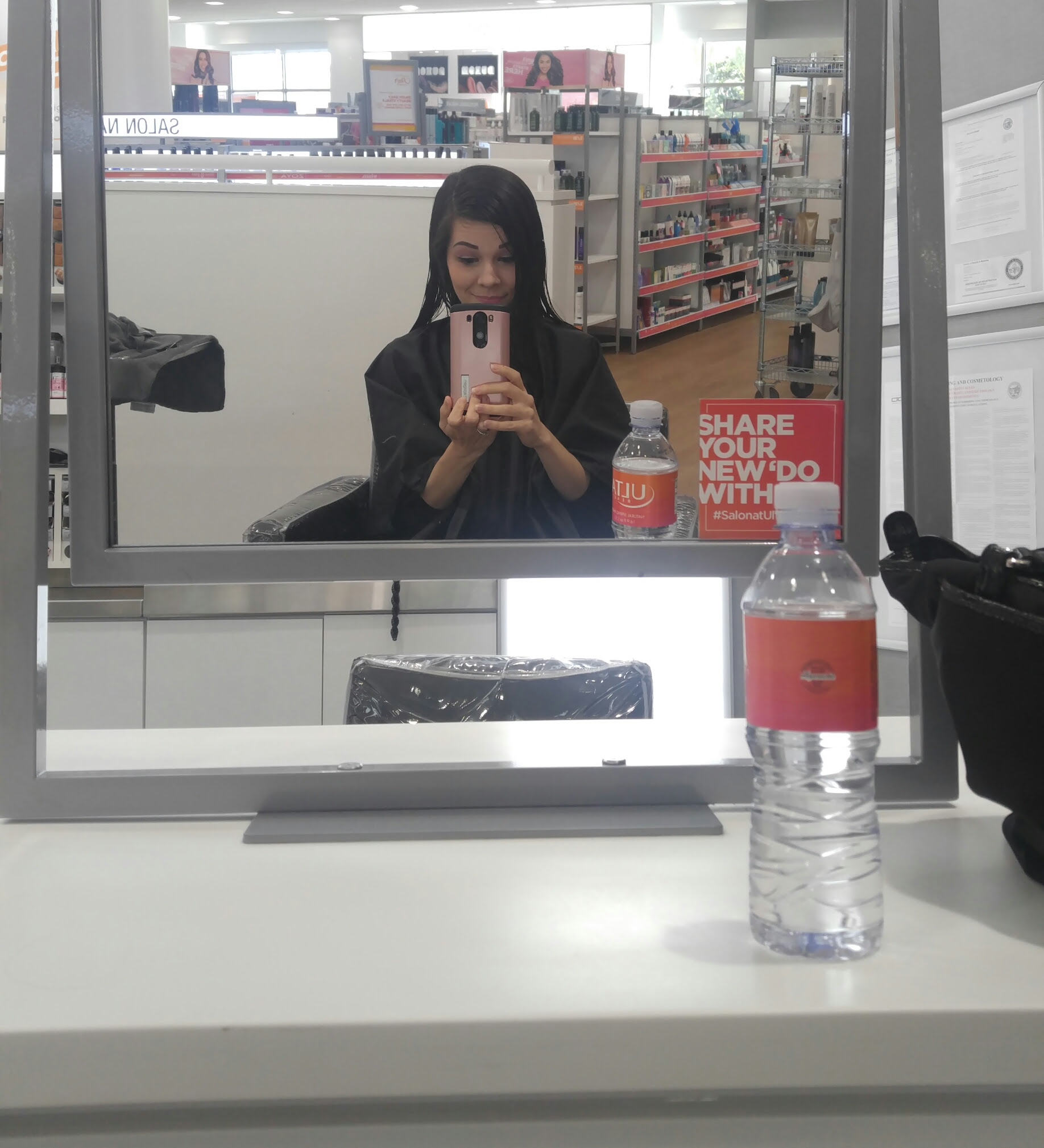 My ULTA Hair Salon Experience | Style through Her Eyes