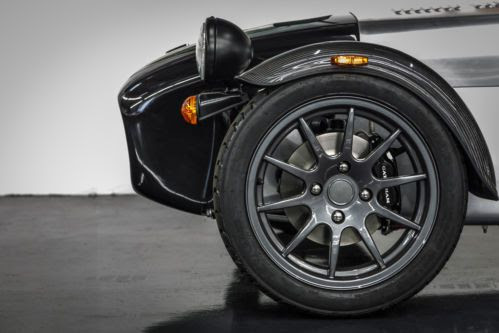 Find New Caterham Seven 480 Sv Chassis 2  Speed Manual 15 Wheels Avon Tires In