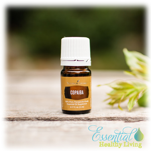 Copaiba Young Living essential oils