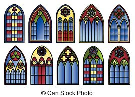 Stained Glass Clipart Church Window Clipart Panda Free Clipart