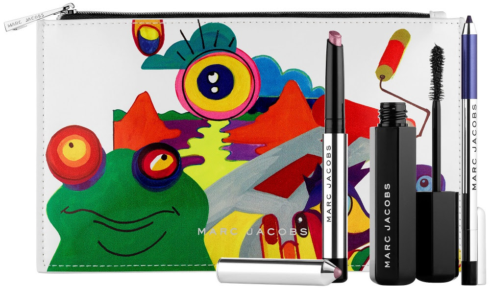 Marc Jacobs Beauty Velvet Reality - Volumizing Mascara and Gel Eyeliner Collection