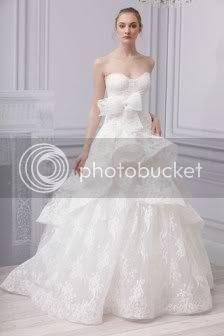 Monique Lhuillier Bridal Spring 2013 Collection