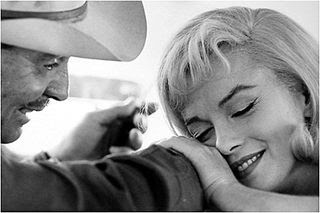 Marilyn monroe-GableVidasrebeldes