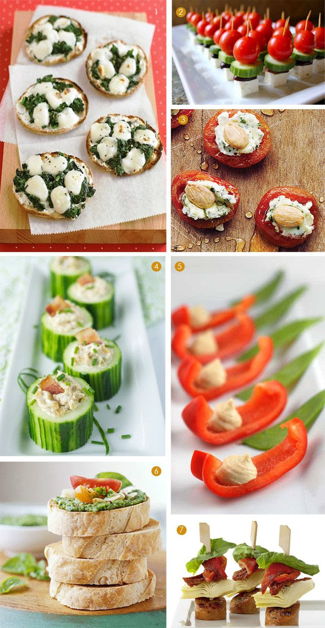 appetizers for a party