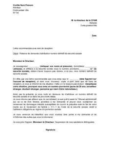 Exemple Lettre De Relance Demande D'emploi | Covering Letter Example