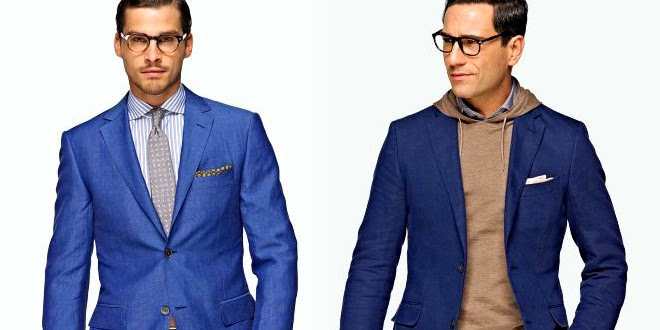 Suitsupply Spring/Summer 2012 Lookbook
