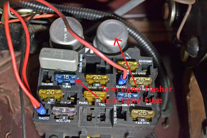 Cj7 Turn Signal Wiring Diagram - Wiring Diagram