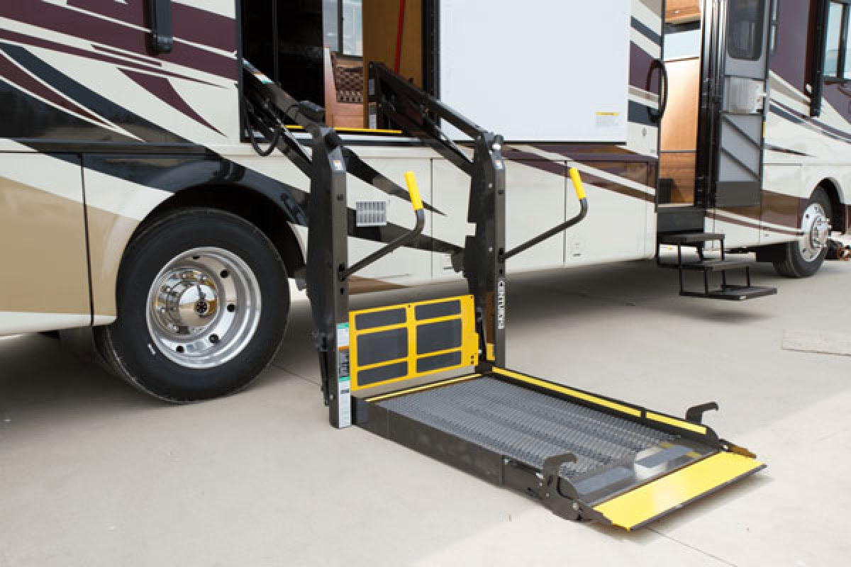Wheelchair Accessible Motorhomes And Rvs Blvd Com
