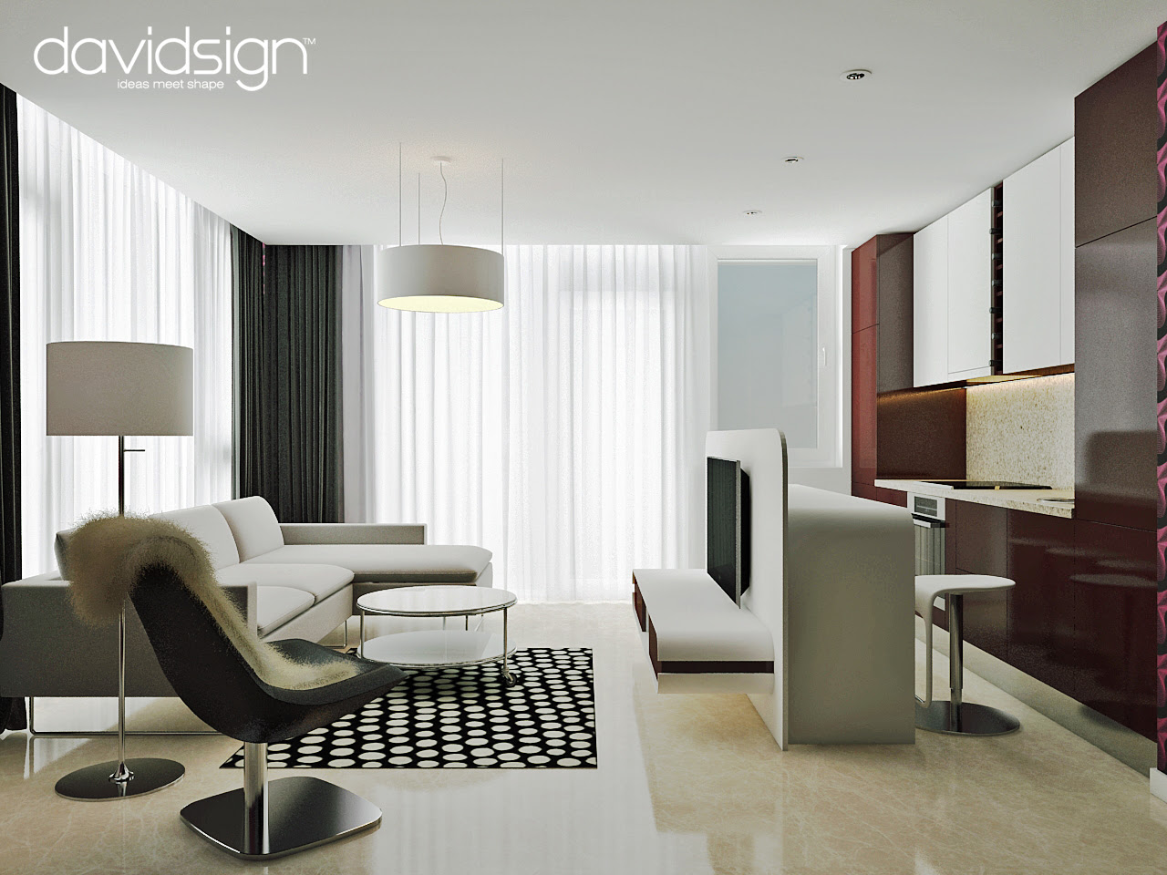3D Interior – Design / Rendering – Samples / Examples ...