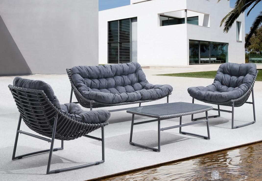 Modern Outdoor Collection ZU30 | Outdoor Furniture Sets