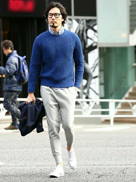 スウェットパンツのカラーとおすすめコーデ Fashionpathfinder Tokyo