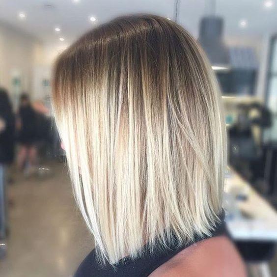 9 Simple Blunt Bob Hairstyles For Medium Hair Daily Medium