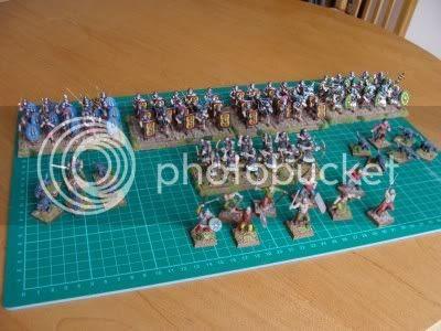 EIR 1,000pt Army