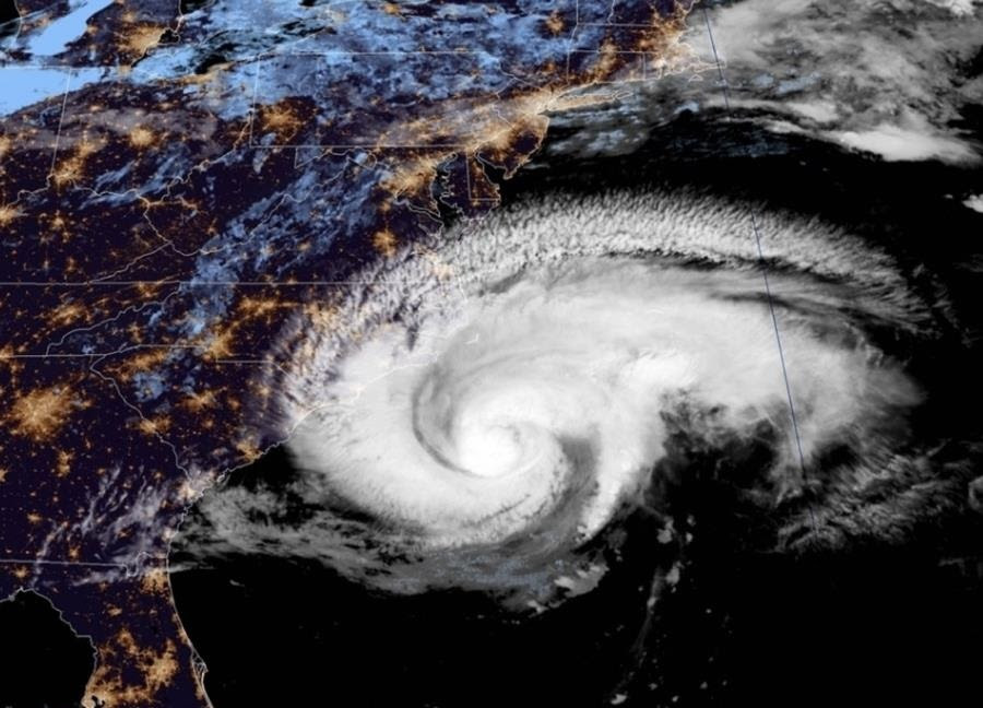 EE.UU.: Florence se acerca a las Carolinas con vientos de 110 mph