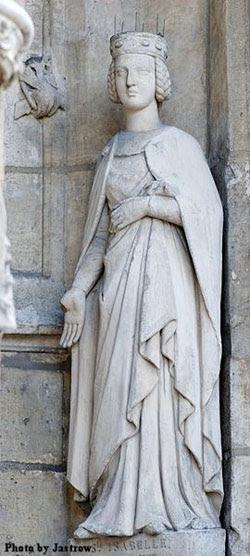 Image of St. Isabel of France
