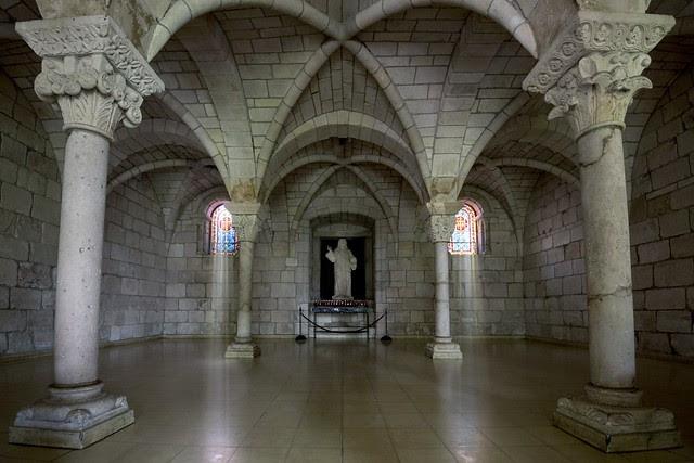 St. Bernard de Clairvaux Prayer Room