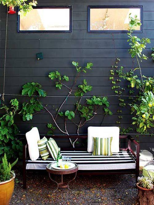 Small Apartment Patio Decorating Ideas